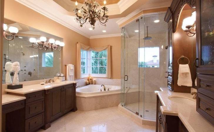 Gorgeous Bathroom Chandelier Ideas Designing Idea