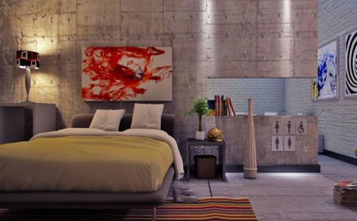Gorgeous Bedroom Walls Feature
