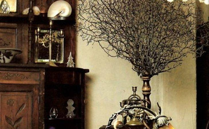 Gorgeous Gothic Home Office Library Cor Ideas