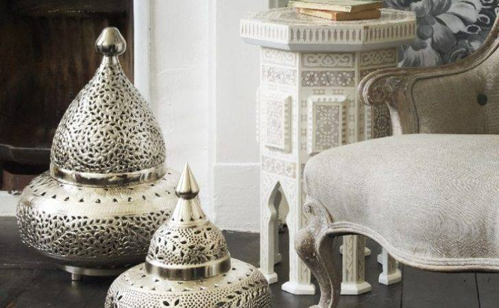 Graham Green Moroccan Tyre Lamps Shopstyle Home