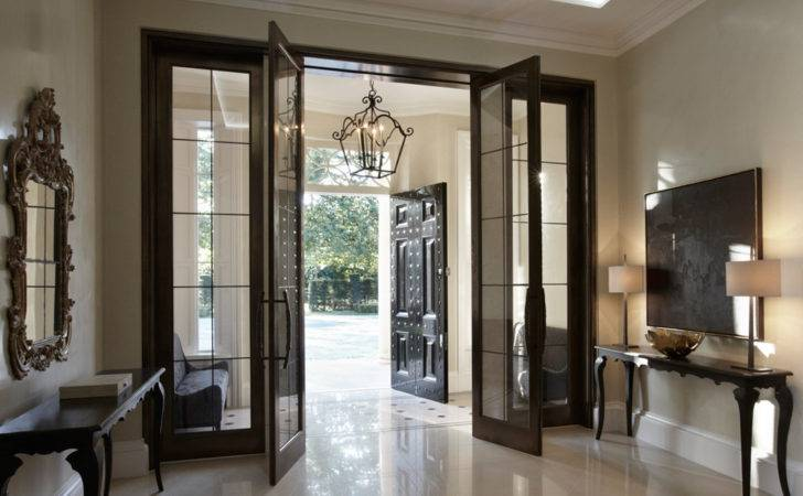 Grand Entrances Designer Foyers Decor