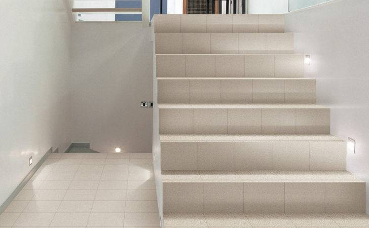 Granite Porcelain Floor Tile Ceramic Stair Homogeneous