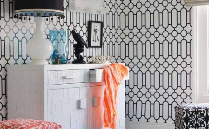 Graphic Print Teenage Girls Bedroom Ideas