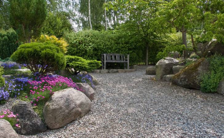 Gravel Patios Landscaping Shine Your Light