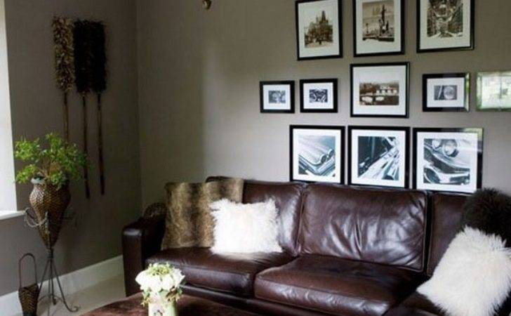 Gray Brown Living Room Small Ideas