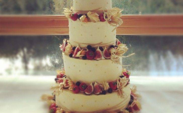 Great British Bake Off Wedding Cake Idea Bella