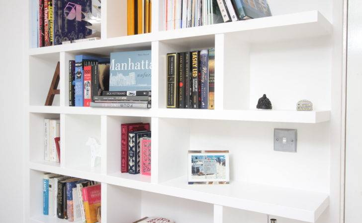 Great Contemporary Fitted Shelving Ideas Empatika