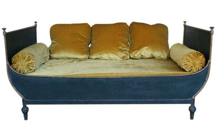 Great French Sleigh Bed Sale Stdibs