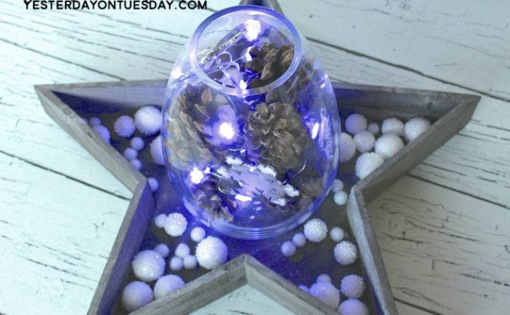Great Glass Holiday Decor Ideas Yesterday Tuesday
