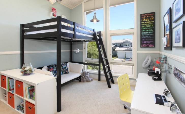 Great Ikea Toddler Loft Bed Decorating Ideas
