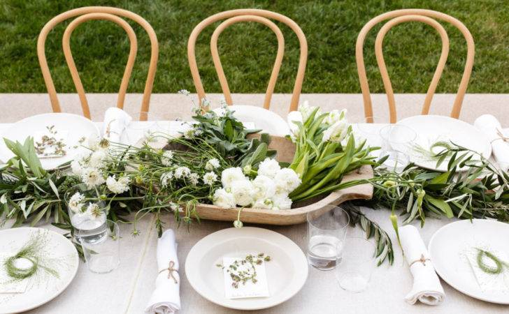 Greek Inspired Dinner Party Ideas Amidst Chaos