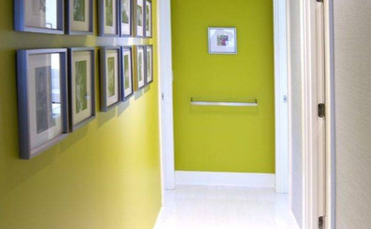 Green Successfully Hallway