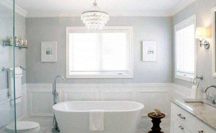 Grey White Bathroom Ideas Create Comfortable