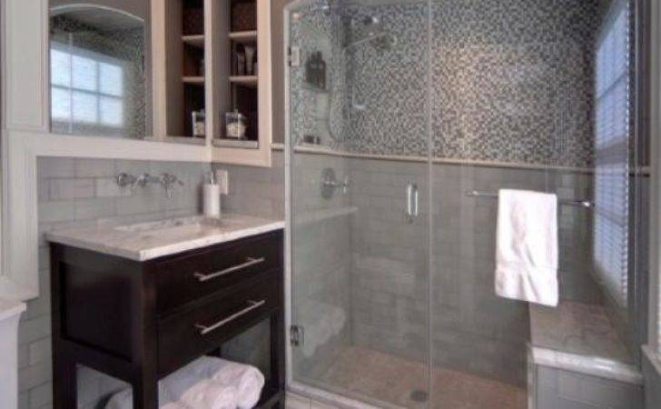 Grey White Bathroom Tile Ideas