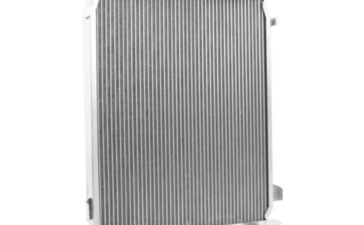 Griffin Aluminum Radiator Ford Model Trans