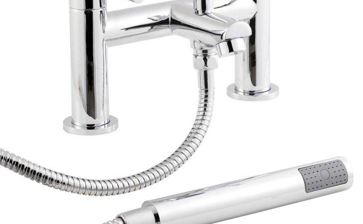 Grohe Feel Chrome Bath Shower Mixer Tap Delivered