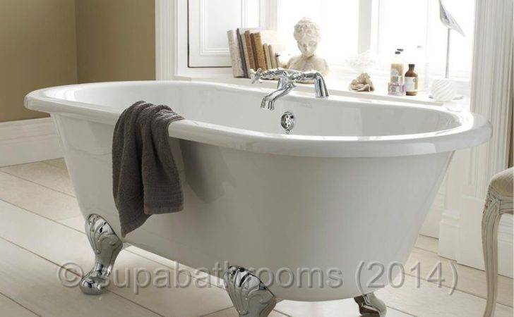 Grosvenor Freestanding Traditional Double Ended Roll Top