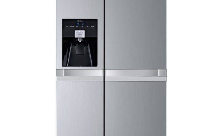 Gsl Nsqv American Style Fridge Freezer Ice Water