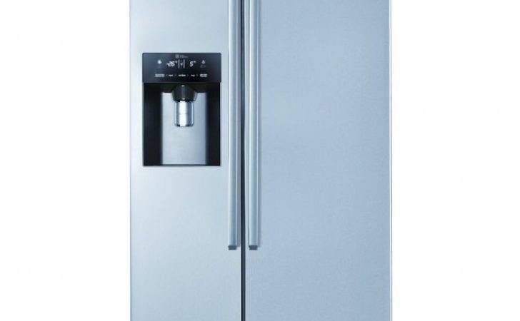 Gsl Pvcvd American Style Fridge Freezer Ice