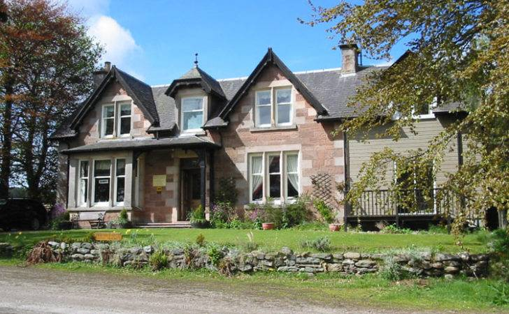 Guest House Accommodation Tomatin Near Inverness Scotland