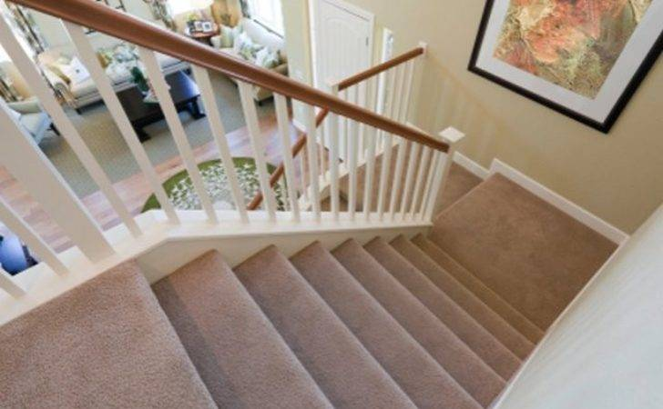 Hall Stairs Landing Carpet Supply Fitting