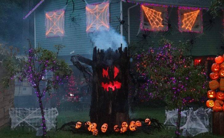 Halloween Decorations Outdoor Scary