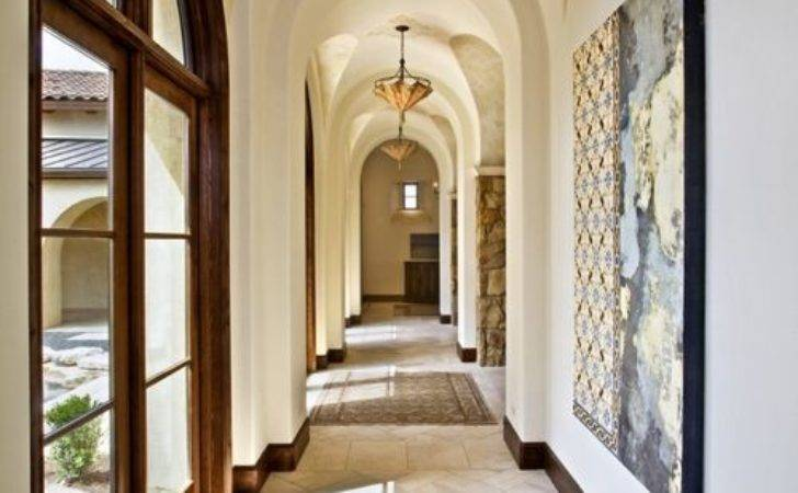 Hallway Tile Home Design Ideas Remodel Decor