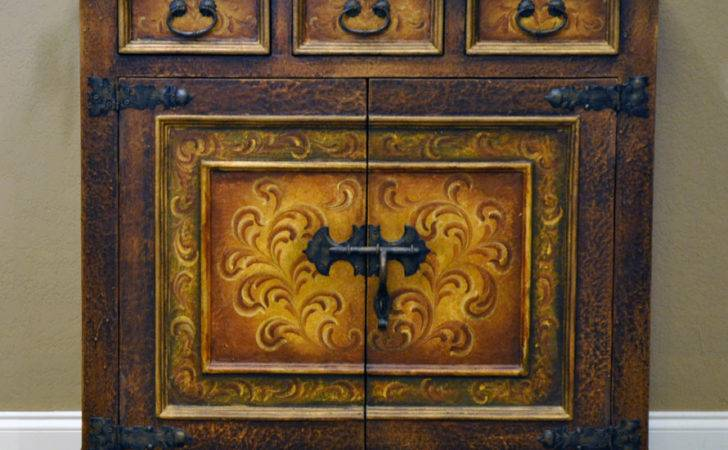 Hand Painted Furniture Old World Dining Room Sideboards