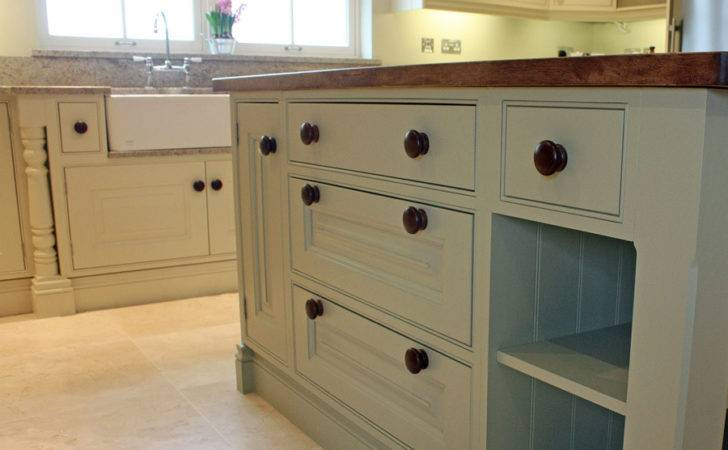 Hand Painted Kitchens Bespoke Fitted