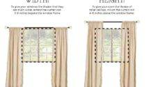 Hang Curtains Right Way Yourself Fun Ideas