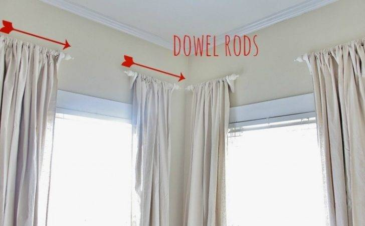 Hang Shower Curtain Without Rod Eyelet