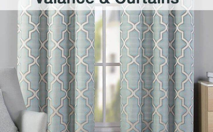 Hang Valance Curtains Easy Steps Overstock