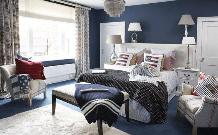 Happy July Interiors Inspired Red White Blue