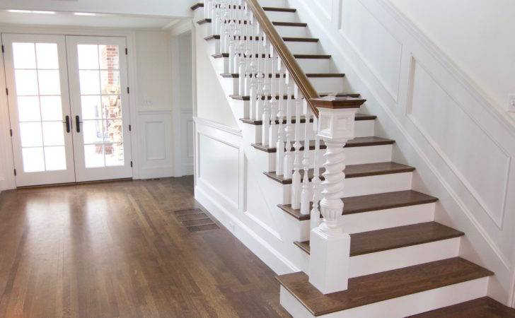 Hardwood Staircases Photos Different Wood