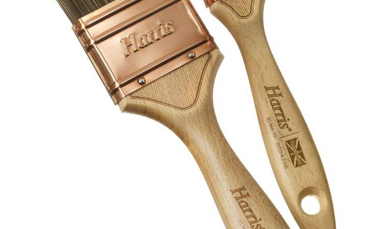 Harris Angled Precision Tip Paint Brush