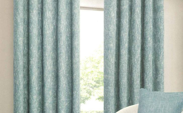Havana Duck Egg Blackout Eyelet Curtains Harry Corry Limited
