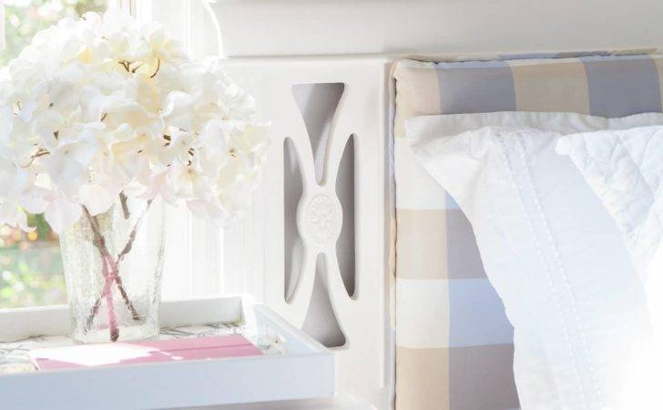 Have Decorating Cushioned Headboard