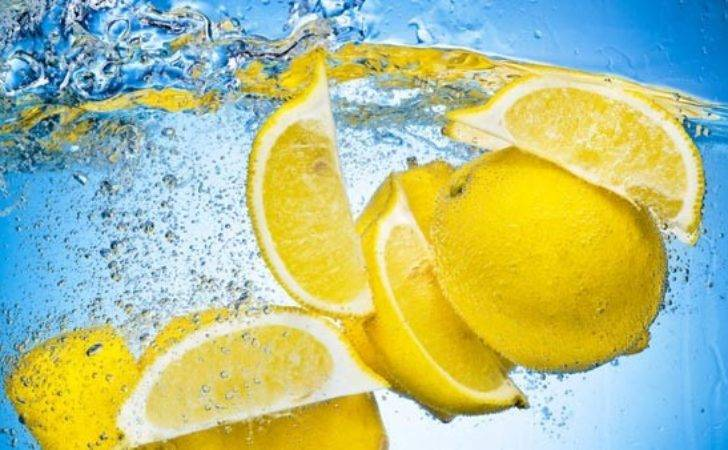Health Benefits Drinking Lemon Water Particularly