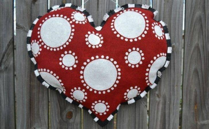 Heart Door Decoration
