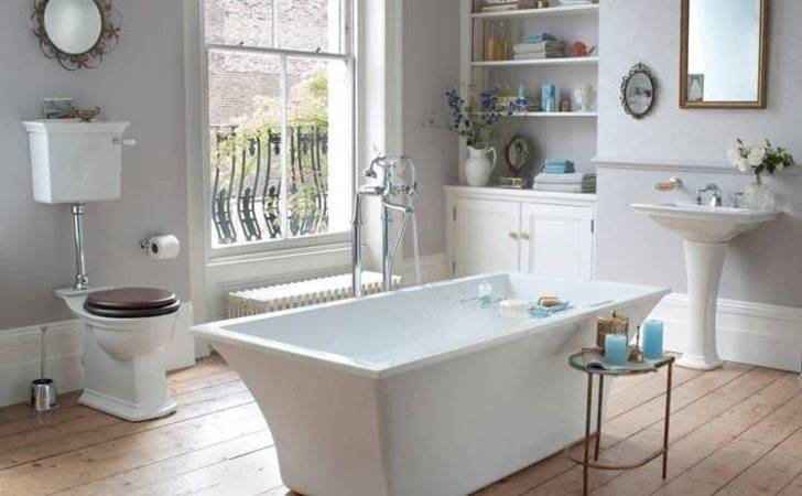 Heritage Blenheim Complete Bathroom Suite Victorian