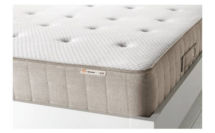 Hesseng Pocket Sprung Mattress Medium Firm Natural