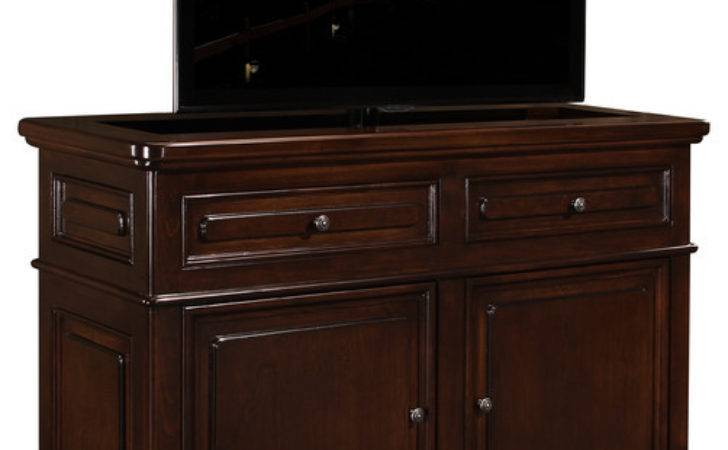 Hidden Lift Furniture Cabinet Made Point Loma