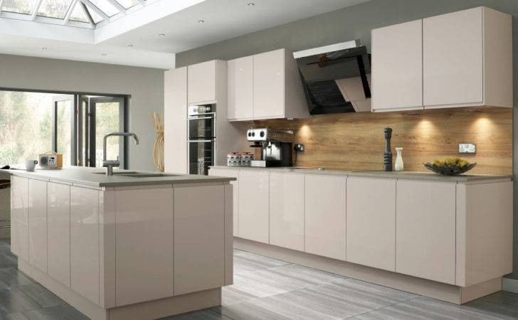 High Gloss Kitchens Mastercraft