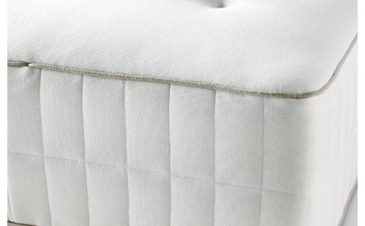 Hokk Sen Pocket Sprung Mattress Medium Firm White Standard