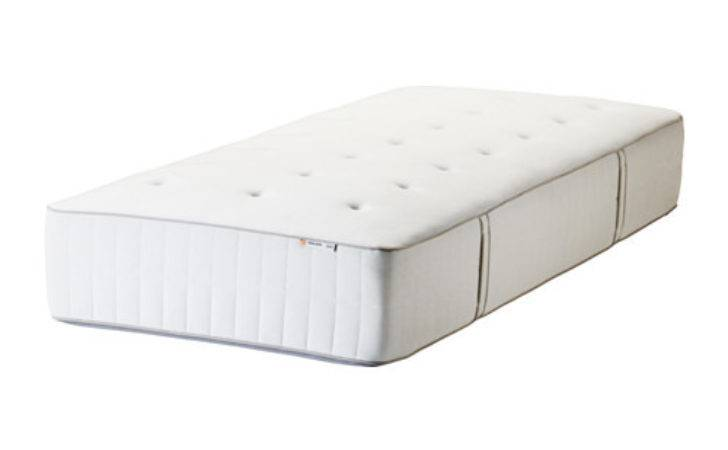 Hokk Sen Pocket Sprung Mattress Medium Firm White