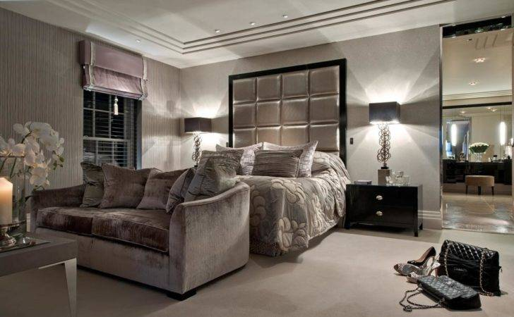 Hollywood Inspired Interiors George Hill