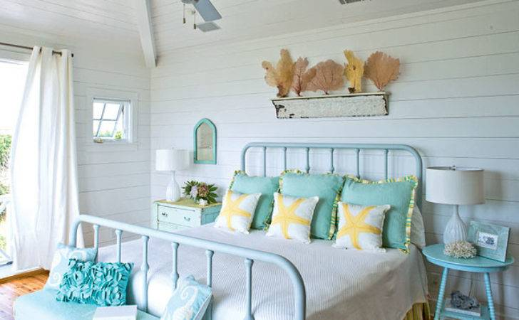 Home Decoration Beach Bedroom Decorating
