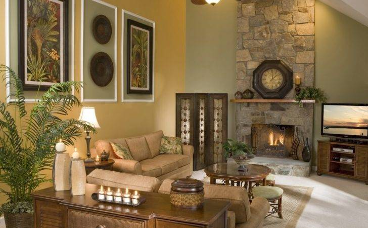 Home Design Appealing Decorate Long Walls