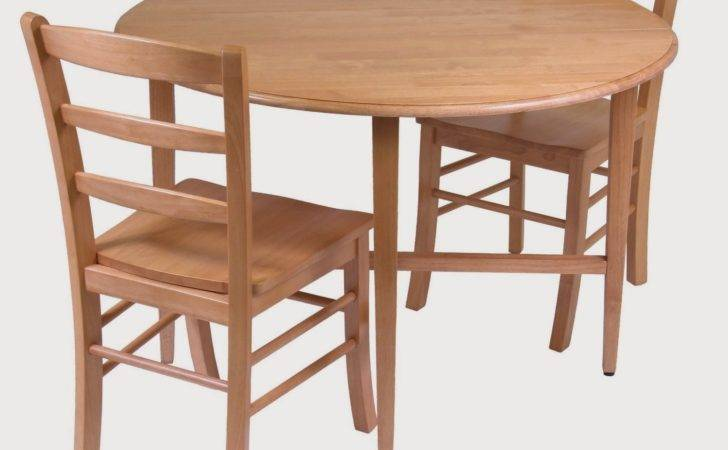 Home Design Drop Leaf Dining Table Small Spaces