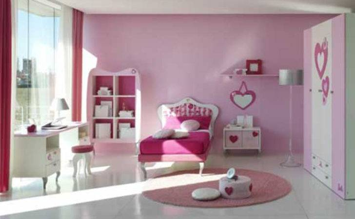 Home Design Girls Room Decor